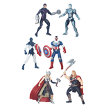 Marvel Legends Series Action Figures 10 cm Comic 2-Packs 2016 Wave 1 Assortment (8)