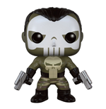 Marvel Comics POP! Marvel Vinyl Figure Punisher (Nemesis) 9 cm