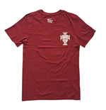 2016-2017 Portugal Nike Squad Tee (Red)