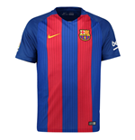 2016-2017 Barcelona Home Nike Shirt (Kids)