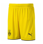 2016-2017 Borussia Dortmund Home Puma Shorts (Yellow) - Kids
