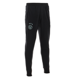 2016-2017 Ajax Adidas Sweat Pants (Black)