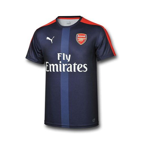 2016 2017 Arsenal Puma Stadium Jersey Peacot For Only 163
