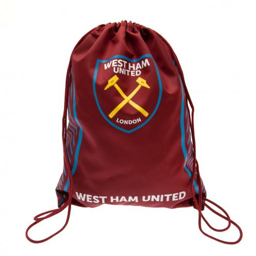 West Ham United F.C. Gym Bag SV