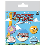Adventure Time Badge Pack - Hey, Do You Know What Time It Is?