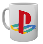 PlayStation Mug - Logo Colour