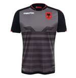 2016-2017 Albania Third Macron Football Shirt