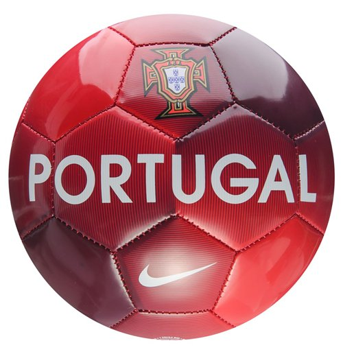 Buy Official 2016-2017 Portugal Nike Skills Football (Red) b99a482b6ea2e
