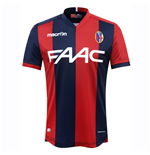 2016-2017 Bologna Authentic Home Match Shirt