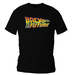 Back to the Future T-Shirt Logo