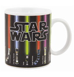 Star Wars Heat Change Mug Lightsaber