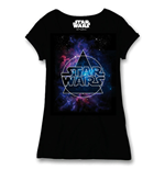 Star Wars Ladies T-Shirt Illuminati