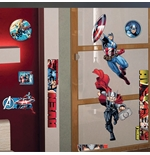 The Avengers Wall Stickers 218905