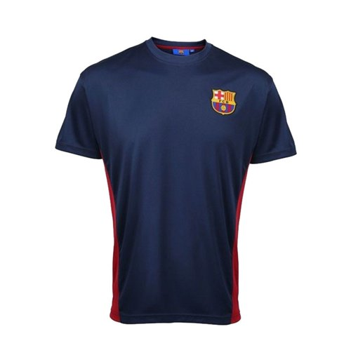 Official Barcelona Training T-Shirt (Navy)
