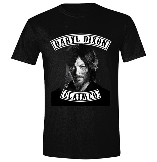 The Walking Dead T-shirt - Daryl Dixon Claimed