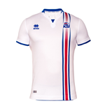 2016-2017 Iceland Away Errea Football Shirt (Kids)