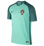 2016-2017 Portugal Away Nike Authentic Match Shirt