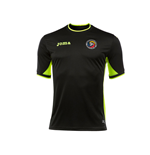 2016-2017 Romania Home Joma Goalkeeper Shirt (Black)