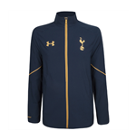 2016-2017 Tottenham Tracksuit Travel Jacket (Navy)