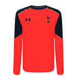 2016-2017 Tottenham Midlayer Top (Orange)