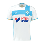 2016-2017 Marseille Adidas Home Football Shirt (Kids)