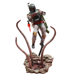 Star Wars Movie Masterpiece Action Figure 1/6 Boba Fett Deluxe Version 30 cm