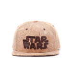 Star Wars Snap Back Baseball Cap Logo Cork