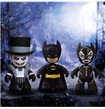 Batman Returns Mez-Itz Action Figure 3-Pack 5 cm