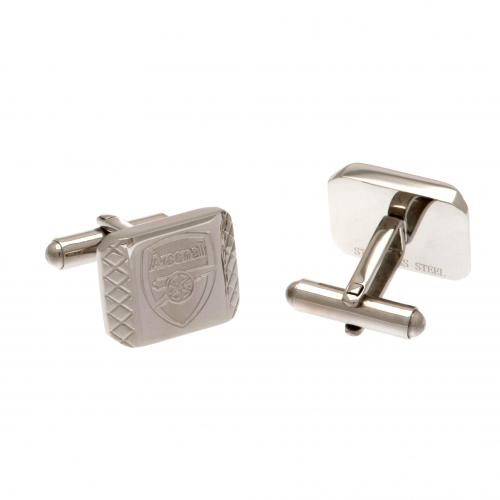 Arsenal F.C. Stainless Steel Cufflinks PT