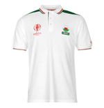 Wales UEFA Euro 2016 Polo Shirt (White)