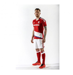 2016-2017 Middlesbrough Adidas Home Football Shirt