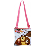 Masha and the Bear (Pink) shoulder bag 20