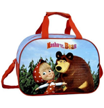 Masha and the Bear (Nature) sport bag 40