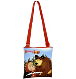 Masha and the Bear (Nature) shoulder bag 20