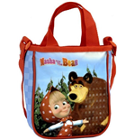 Masha and the Bear (Nature) shopper bag 17