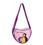 Masha and the Bear (Dots) shoulder bag 13