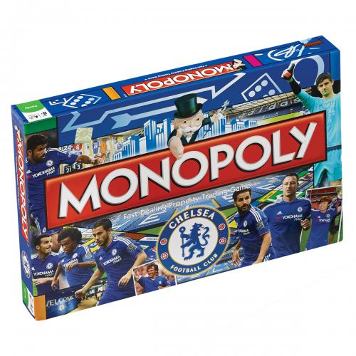 Chelsea F.C. Edition Monopoly