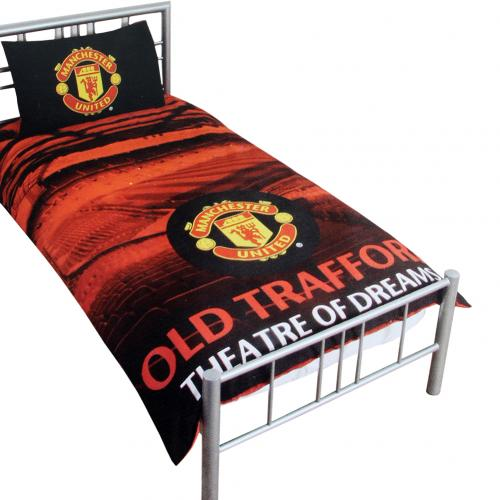 Man utd bedroom accessories official merchandise 2016 2017 for Man u bedroom accessories