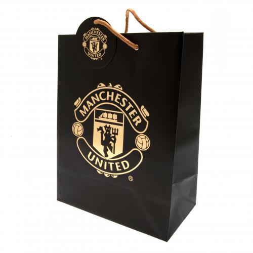 Manchester United F.C. Gift Bag