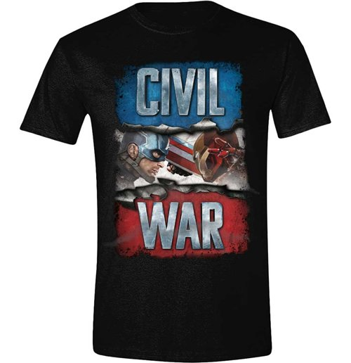 Captain America T-shirt 220111