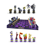 Batman Chess Set Dark Knight vs Joker