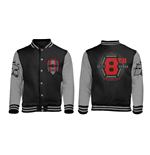 Star Wars Baseball Varsity Jacket Tie Fighter Squadron