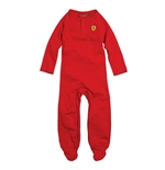 Ferrari Red Baby Sleepsuit