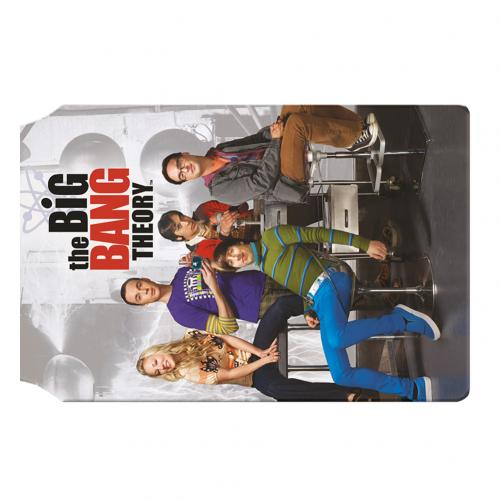 The Big Bang Theory Card Holder