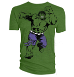 Marvel Comics T-Shirt Hulk Leaping