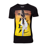 KILL BILL Here Comes the Bride T-Shirt, Large, Black