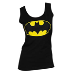 BATMAN Bat Logo Women's Tank Top