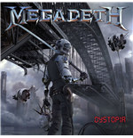 Vynil Megadeth - Dystopia (Picture Disc)