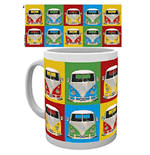 Volkswagen Mug - Campers Colours Photo