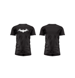 Batman T-Shirt Graphics Logo Black
